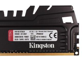 Оперативная память Kingston HyperX Beast [KHX18C10T3K2/8] 8 Гб