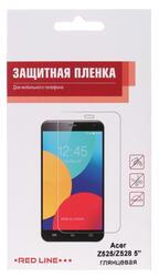 "5""  Пленка защитная для смартфона Acer Z525, Acer Z528"