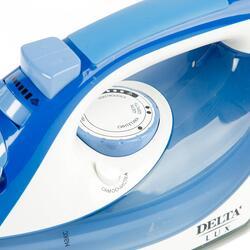 Утюг DELTA LUX DL-329 синий