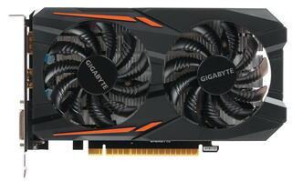 Видеокарта GeForce GTX 1050 Ti [GV-N105TOC-4GD]