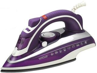 Утюг Vitesse VS-688PRP фиолетовый