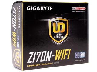 Материнская плата GIGABYTE GA-Z170N-WIFI