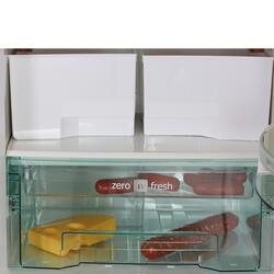 Холодильник с морозильником Gorenje RK2000P2 серебристый