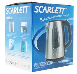 Электрочайник Scarlett SC-EK21S28 серебристый