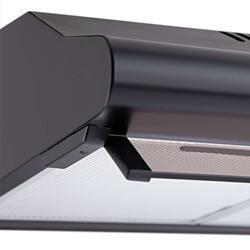 Вытяжка подвесная Pyramida WH 22-50 BLACK/N черный