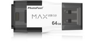 Память OTG USB Flash PhotoFast MAX G2 U3  64 ГБ