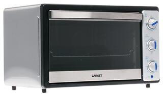 Электропечь Zarget ZMO 35SC серебристый