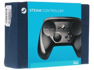 Геймпад Valve Steam Сontroller + 19 игр черный