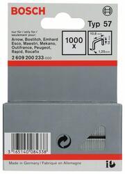 Скобы Bosch 2609200233
