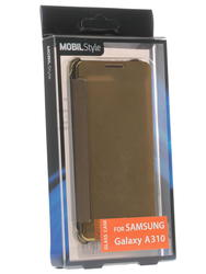 Чехол-книжка  Emerald для смартфона Samsung Galaxy A3 (2016)