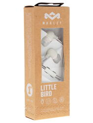 Наушники Marley Little Bird White