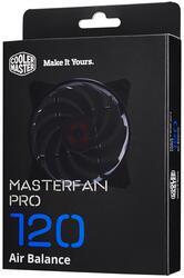 Вентилятор Cooler Master MasterFan Pro 120 Air Balance [MFY-B2NN-13NMK-R1]