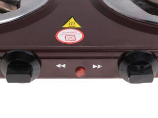 Плитка электрическая Великие Реки Астра-Ш2 коричневый