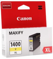 Картридж струйный Canon PGI-1400XL Y