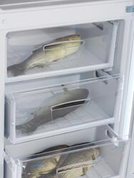 Холодильник с морозильником INDESIT EF 18 белый