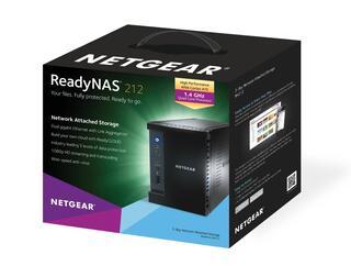 Сетевое хранилище Netgear RN21200-100NES