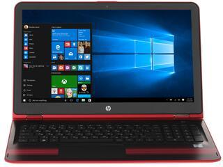 "15.6"" Ноутбук HP Pavilion x360 15-bk003ur красный"