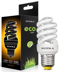 Лампа люминесцентная Supra SL-FSP-12/2700/Е27