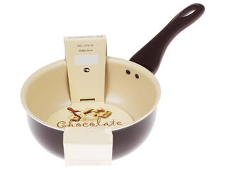 Ковш Jarko JDC-420-20 Dark Chocolate коричневый