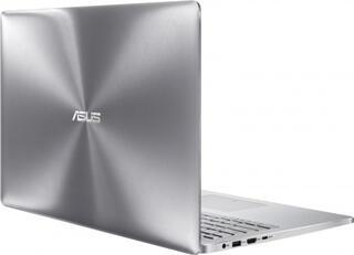 "15.6"" Ноутбук ASUS Zenbook Pro UX501VW серебристый"