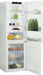 Холодильник с морозильником Whirlpool WBE 3321 A+NFW белый