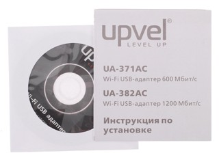 Wi-Fi  адаптер UPVEL UA-371AC AW