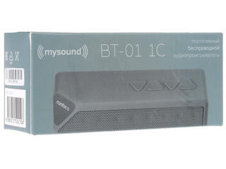 Портативная аудиосистема Rombica MySound BT-01 1C