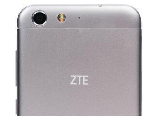 """5"""" Смартфон ZTE Blade Z7 16 ГБ серебристый"""