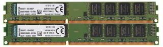 Оперативная память Kingston ValueRAM [KVR16N11K2/16] 16 ГБ