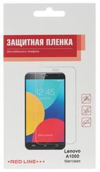 "4""  Пленка защитная для смартфона Lenovo A1000"