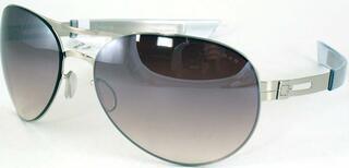 Защитные очки Titan Gunnar Chrome/Gradient Gold
