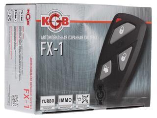 Автосигнализация KGB FX-1
