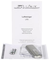 Очиститель воздуха Steba LR 5 Electronic серебристый