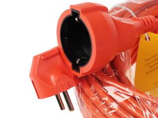 Удлинитель PowerCube PC-EG1-B-20 оранжевый