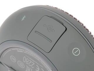 Портативная колонка JBL Clip 2 серый