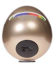 Светильник декоративный ЭРА C0042426 серебристый