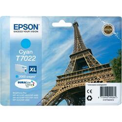 Картридж струйный Epson T7022