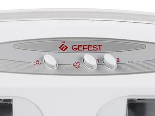Вытяжка каминная GEFEST ВВ 1 белый