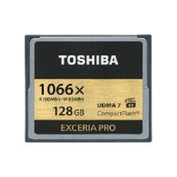 Карта памяти Toshiba EXCERIA PRO C501 Compact Flash 128 Гб