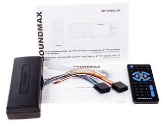 Автопроигрыватель SoundMax SM-CMD3016