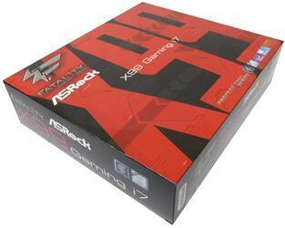 Материнская плата ASRock Fatal1ty X99 Professional Gaming i7