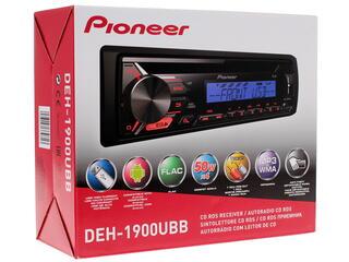 Автопроигрыватель Pioneer DEH-1900UBB