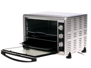 Электропечь Ariete 976 Bon Cuisine 520 серебристый