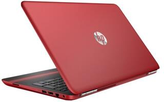 "15.6"" Ноутбук HP Pavilion 15-aw016ur красный"