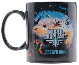 "Кружка Key-Art ""World of Warplanes"""
