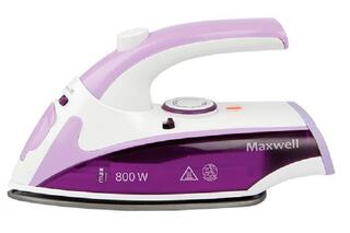 Утюг Maxwell MW-3057 фиолетовый