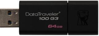 Память USB Flash Kingston DataTraveler DT100G3 64 Гб