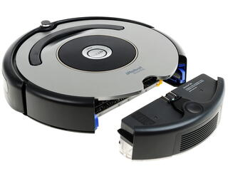 Пылесос-робот iRobot Roomba 616 серый