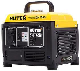 Бензиновый электрогенератор Huter DN1500i