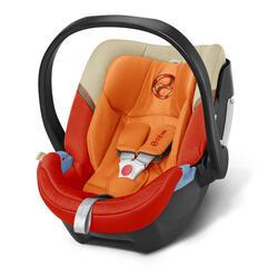 Детское автокресло Cybex Aton 4 оранжевый
